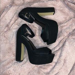 Steven Madden size 9.5 heels